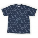 Tshirt with configurable patterns and colors